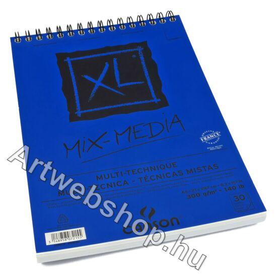 Canson XL Mix-Media Rajztömb