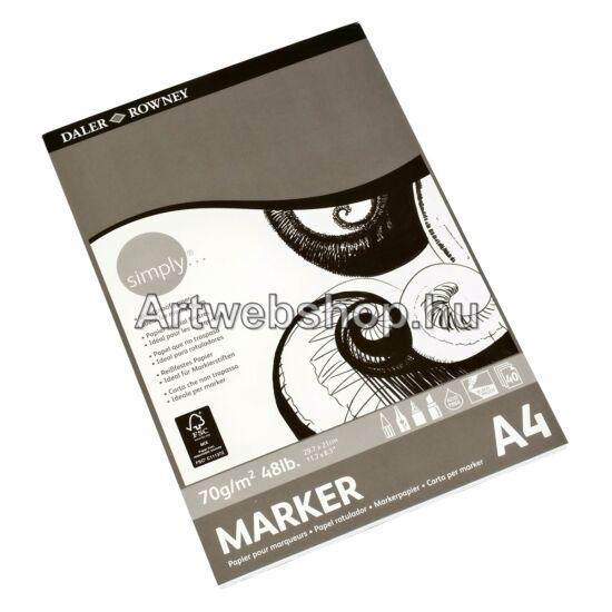 Daler-Rowney Marker Rajztömb