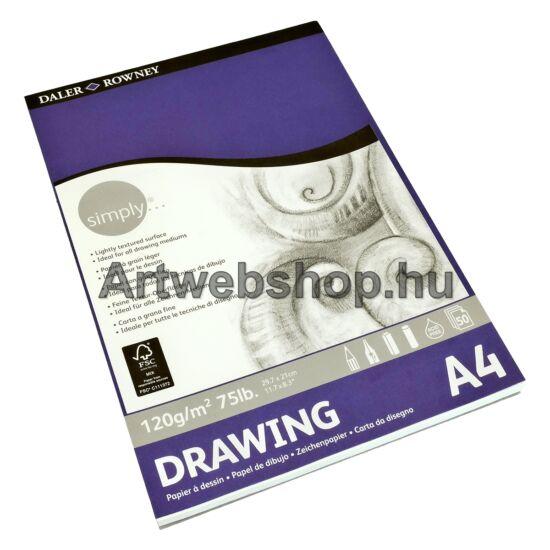 Daler-Rowney Drawing Rajztömb