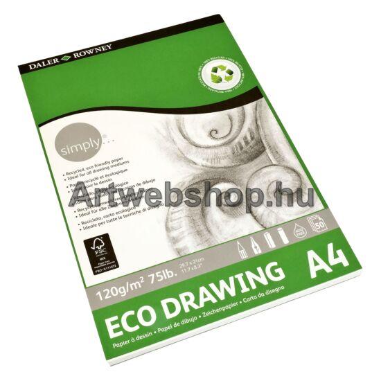 Daler-Rowney ECO Drawing Rajztömb