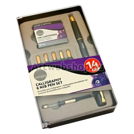 Daler-Rowney Tustoll - 14 darabos készlet
