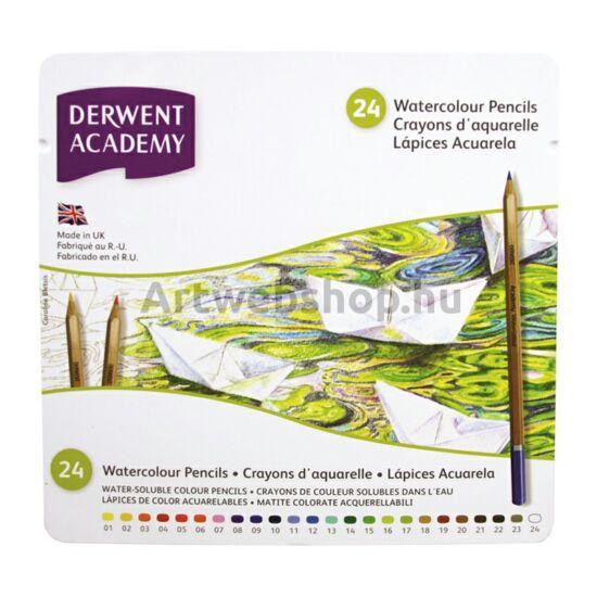 Academy Akvarell Ceruza - 24 darabos készlet