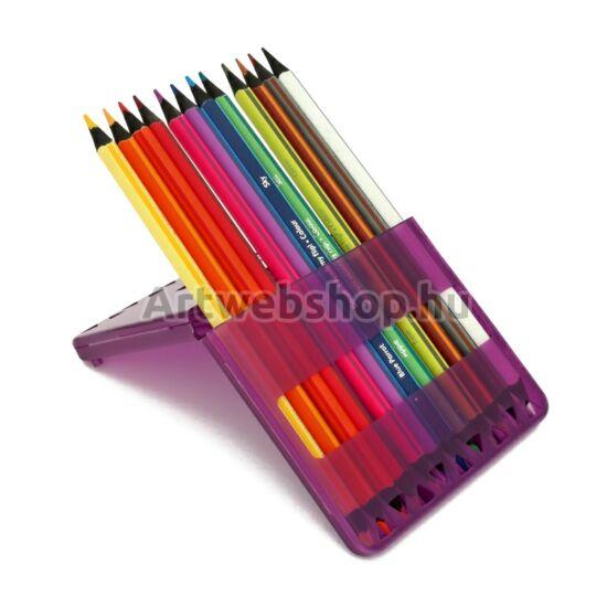 Academy Flip Színes Ceruza - 12 darabos készlet