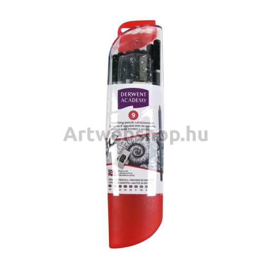 Academy Grafitceruza - 9 darabos készlet