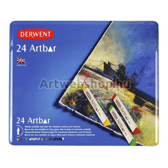 Derwent Artbar Viaszkréta - 24 darabos készlet