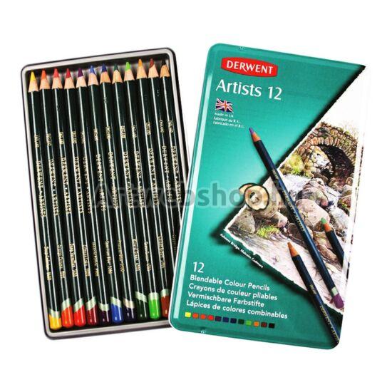 Derwent Artists Ceruza - 12 darabos készlet