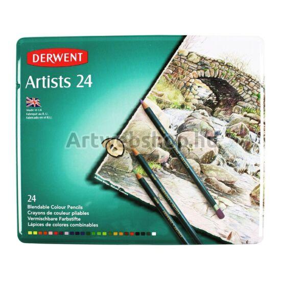 Derwent Artists Ceruza - 24 darabos készlet