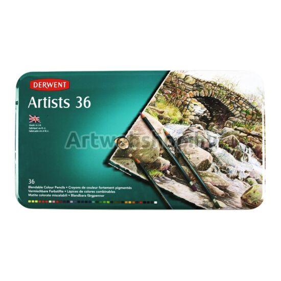Derwent Artists Ceruza - 36 darabos készlet