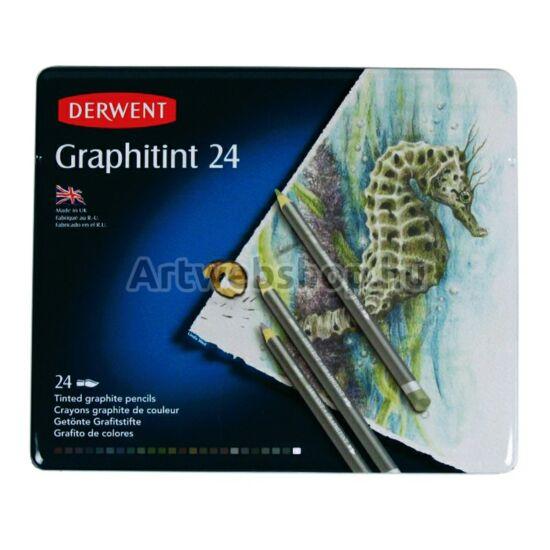 Derwent Graphitint Ceruza - 24 darabos készlet