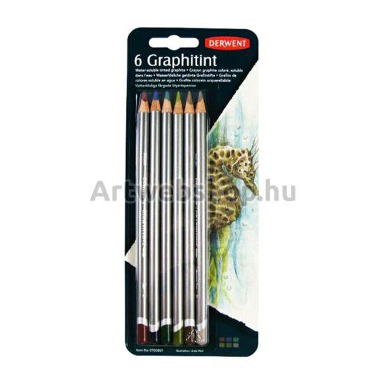 Derwent Graphitint Ceruza - 6 darabos készlet