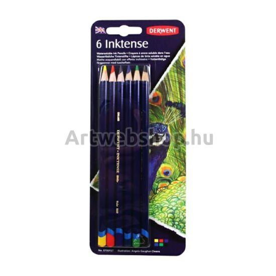 Derwent Inktense Ceruza - 6 darabos készlet