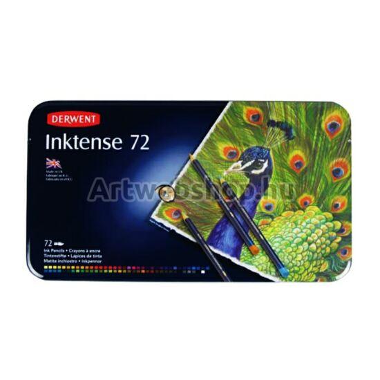 Derwent Inktense Ceruza - 72 darabos készlet