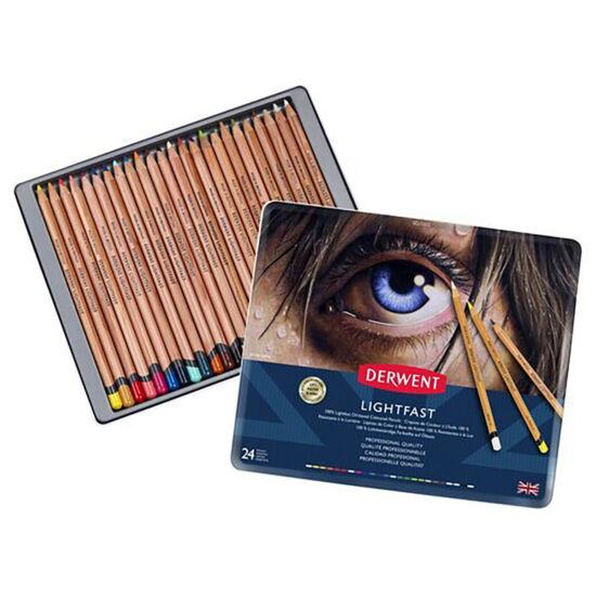 Derwent Lightfast Ceruza - 24 darabos készlet