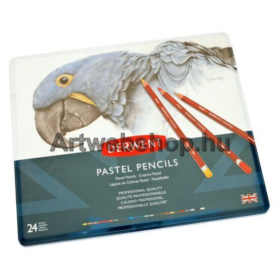 Derwent Pasztell Ceruza - 24 darabos készlet