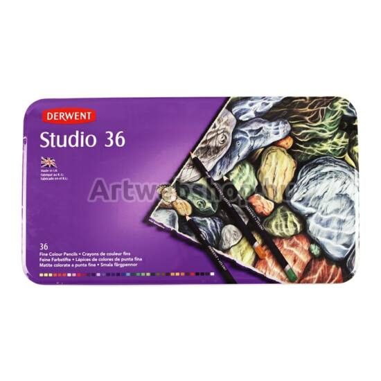 Derwent Studio Ceruza - 36 darabos készlet