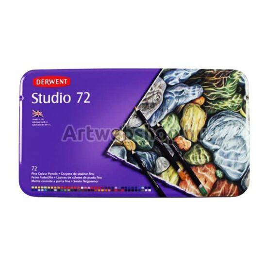 Derwent Studio Ceruza - 72 darabos készlet