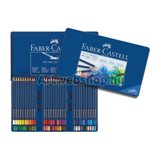 Faber-Castell Art Grip Akvarell Ceruza - 60 darabos készlet