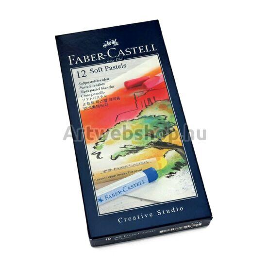 Faber-Castell Creative Studio Porpasztell - 12 darabos készlet
