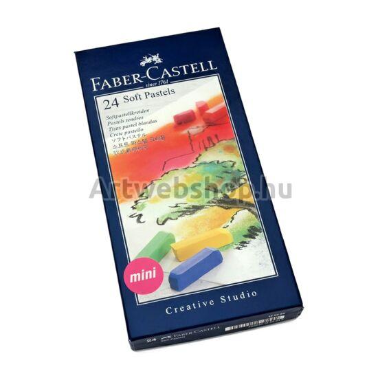 Faber-Castell Creative Studio Porpasztell - 24 darabos készlet (mini)