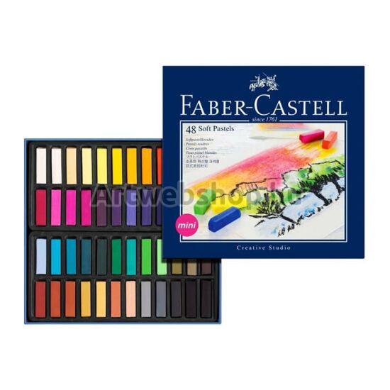 Faber-Castell Creative Studio Porpasztell - 48 darabos készlet (mini)
