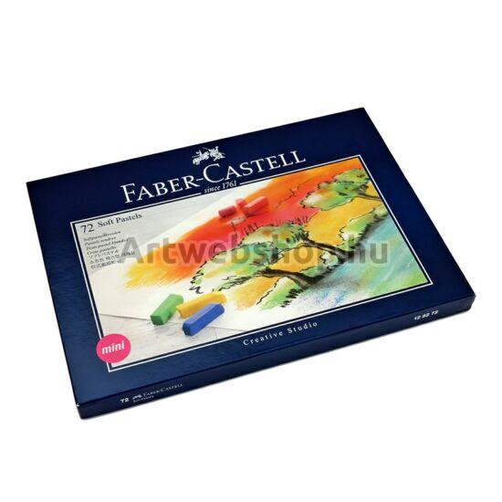 Faber-Castell Creative Studio Porpasztell - 72 darabos készlet (mini)