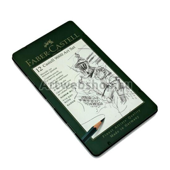 Faber-Castell Grafitceruza - 12 darabos készlet (ART)