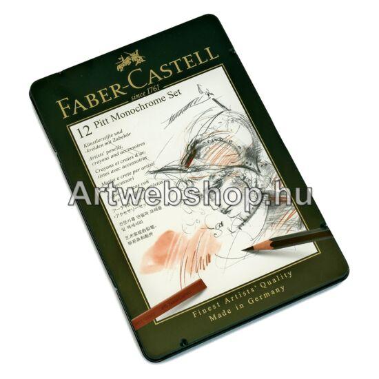 Faber-Castell Pitt Rajzkészlet - 12 darabos