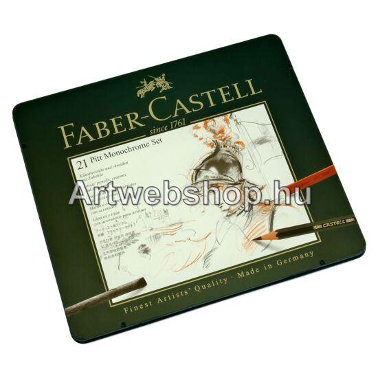 Faber-Castell Pitt Rajzkészlet - 21 darabos