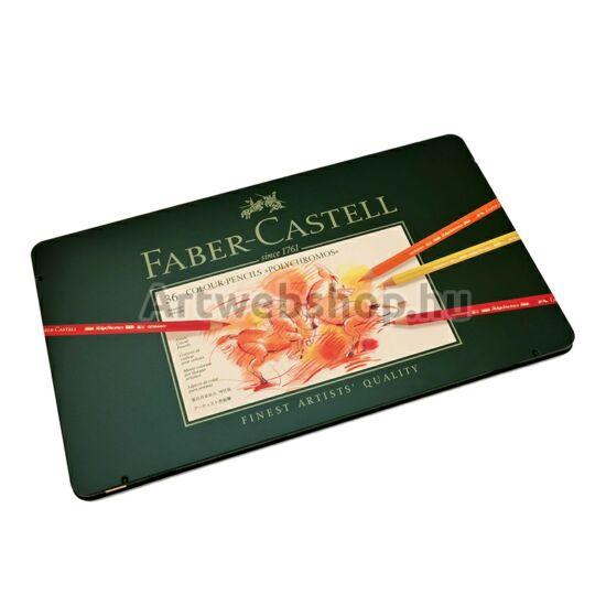 Faber-Castell Polychromos Ceruza - 36 darabos készlet