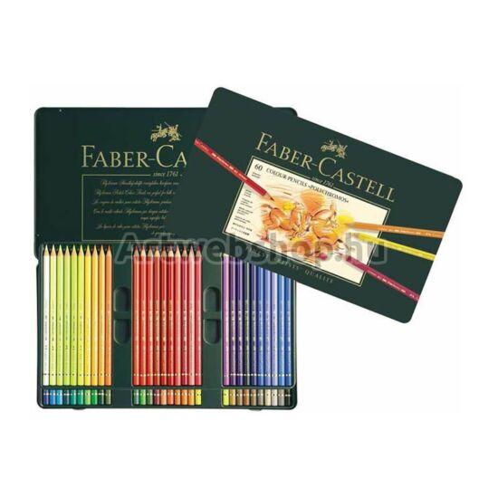 Faber-Castell Polychromos Ceruza - 60 darabos készlet
