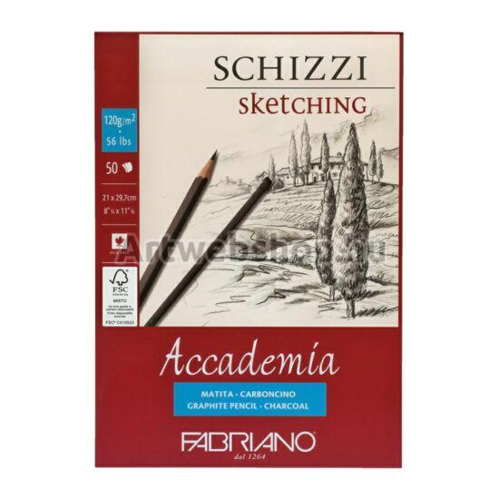 Fabriano Akadémia Rajztömb