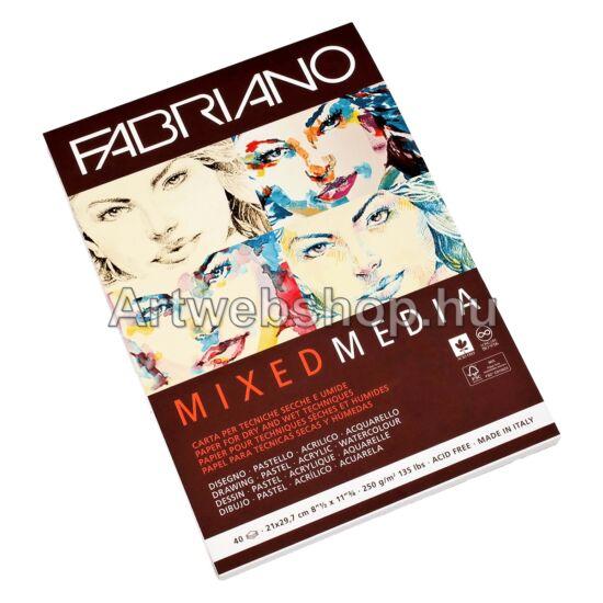 Fabriano Mixed Media Rajztömb