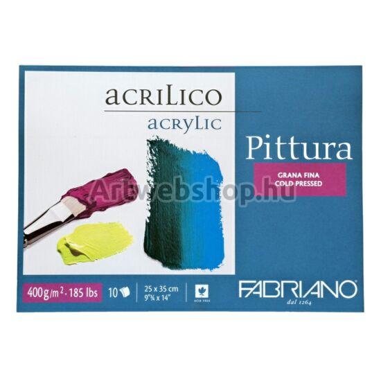 Fabriano Pittura Festőtömb