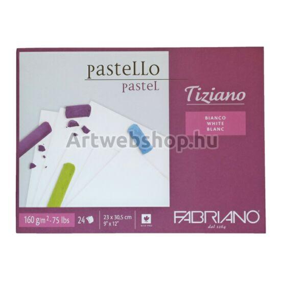 Fabriano Tiziano Rajztömb (fehér)