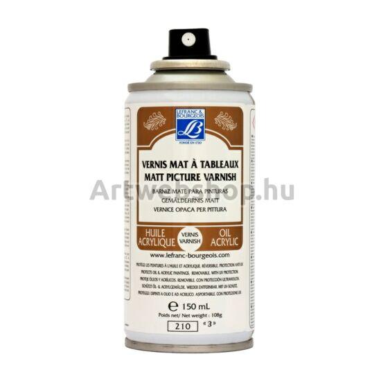 Lefranc Lakk Spray (olaj&akril)