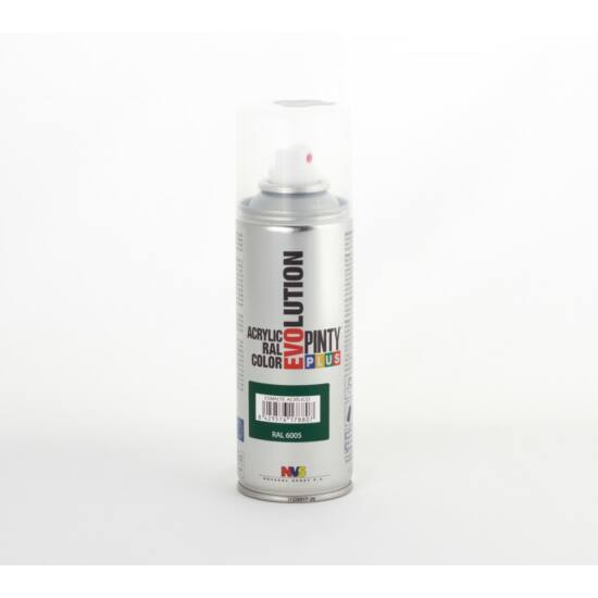 Novasol Evolution Akril Spray - 200ml (6005 mohazöld)