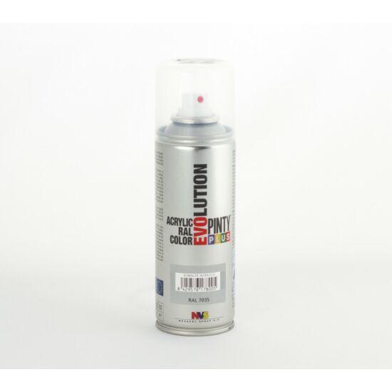 Novasol Evolution Akril Spray - 200ml (7035 világosszürke)