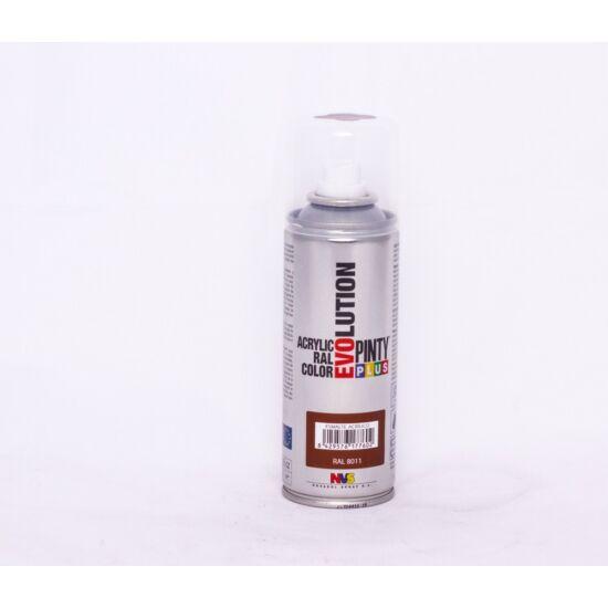 Novasol Evolution Akril Spray - 200ml (8011 dióbarna)