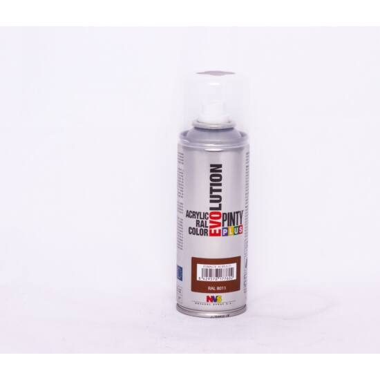 Novasol Evolution Akril Spray - 200ml (8011 dióbarna)
