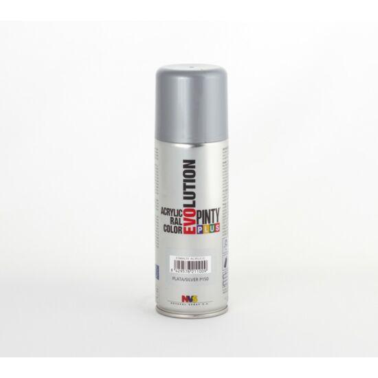 Novasol Evolution Akril Spray - 200ml (ezüst)