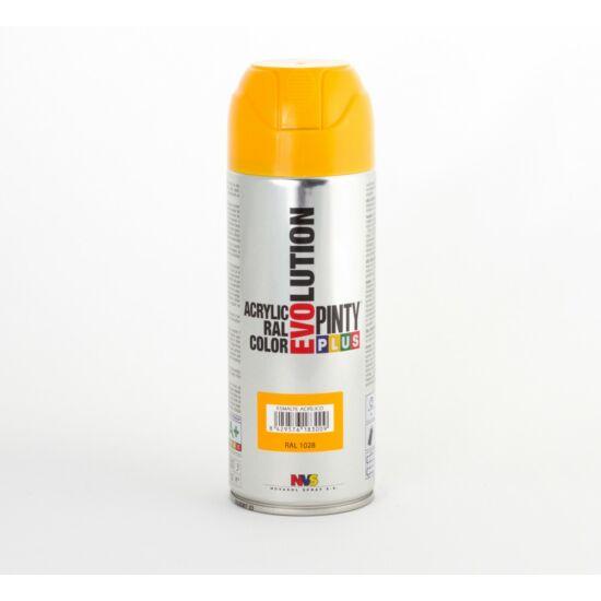 Novasol Evolution Akril Spray - 400ml (1028 sárgadinnye)