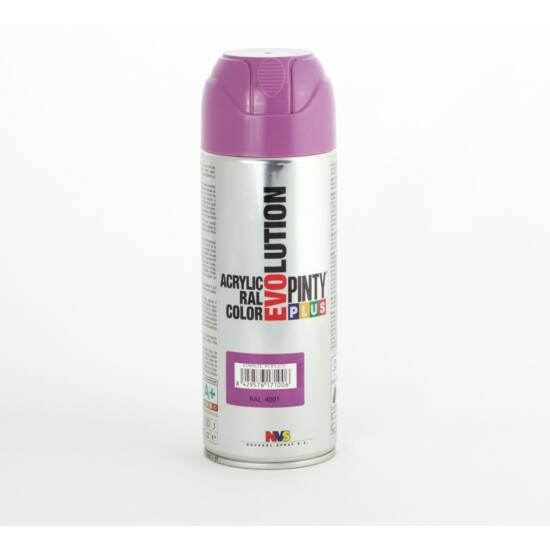 Novasol Evolution Akril Spray - 400ml (4001 lila)