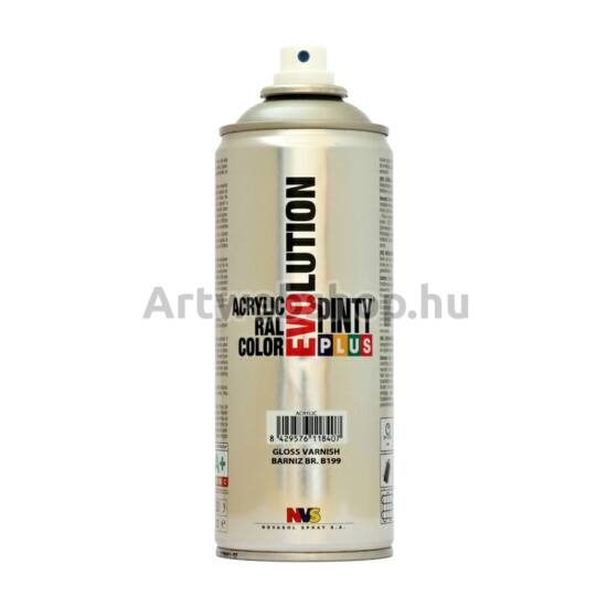 Novasol Evolution Akrilfestmény Lakk Spray