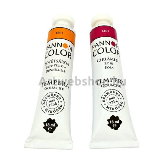 Pannoncolor Gouache Tempera - 18ml