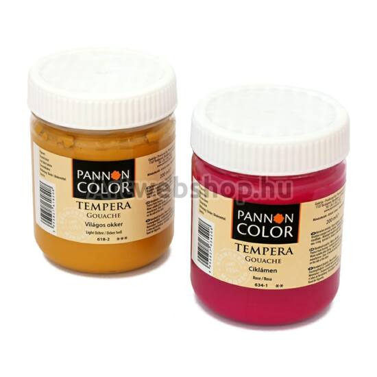Pannoncolor Gouache Tempera - 200ml
