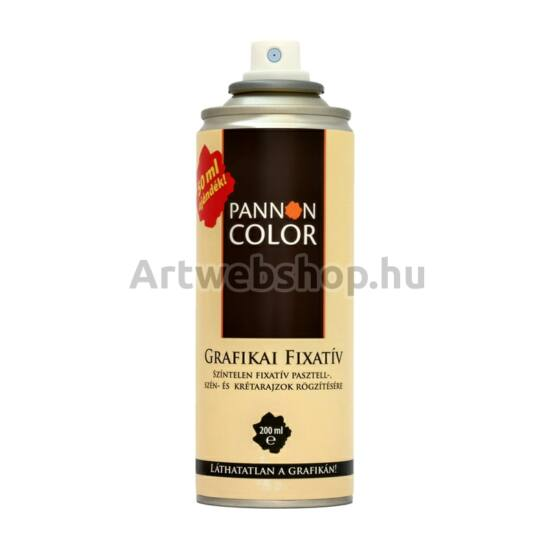 Pannoncolor Grafikai Fixatív Spray