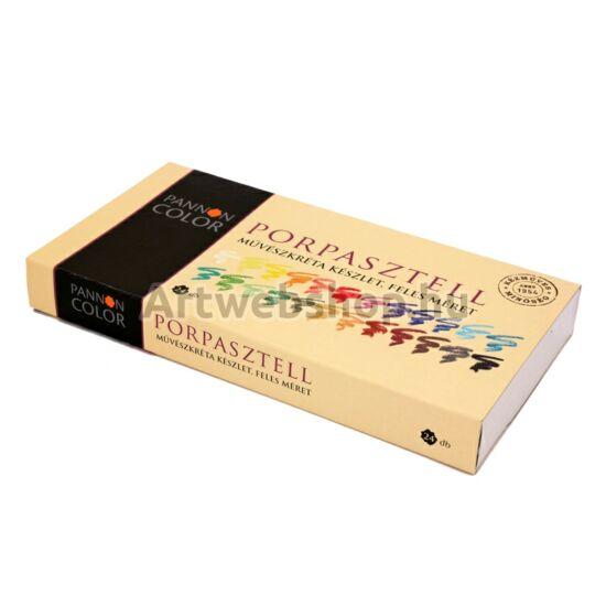 Pannoncolor Porpasztell - 24 darabos készlet (feles)