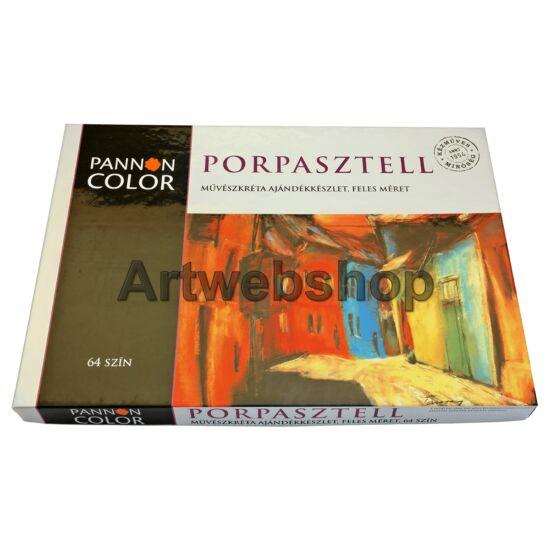 Pannoncolor Porpasztell - 64 darabos készlet