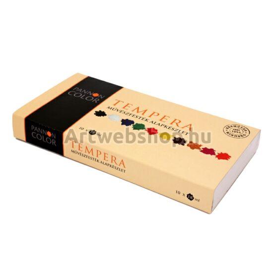 Pannoncolor Tempera - 10 darabos készlet